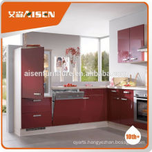 Hot selling factory directly luxury kitchen design