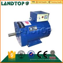Serie ST 1 fase 110V 5kw 7.5kw generador alternador