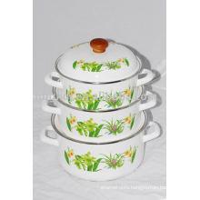enamel kitchenware sets