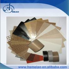 Corrosion resistance PTFE Teflon coated fiberglass fabric cloth