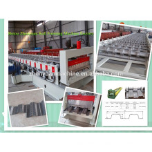 Automatic Color Steel Floor Decking Roll Forming Machine/roller making machine