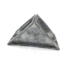 Custom OEM Aluminum Die Casting Service Corner Joint Connectors Aluminum Angle Bracket Accessories