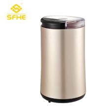 Elektrische Kaffeemühle mit geringem Fassungsvermögen