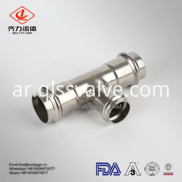 Equal Coupling Connection Joint Pipe Fittings 9