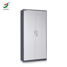 full height 2 door new design metal office filing cabinet