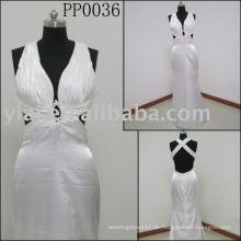 2010 Herstellung sexy Abendkleid PP0036