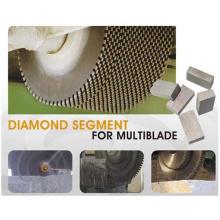 1200mm diamante Multi lâmina para corte de granito (SUGSB)