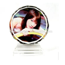 Wholesale 3D Crystal For Promotion Table Gifts DIY,heat press