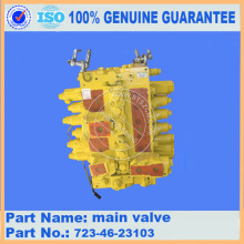 Conjunto de válvulas GENUINE KOMATSU PC200-8 723-46-23103