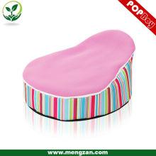 Silla de bolsa de frijol impermeable, mini silla de sofá