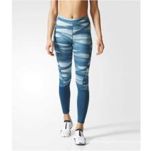Nylon Spandex Moisture Wicking Gym Tights Leggings