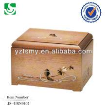 urna de madera personalizado JS-URN102