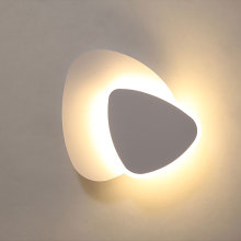 Indoor wall light can rotate LED night light