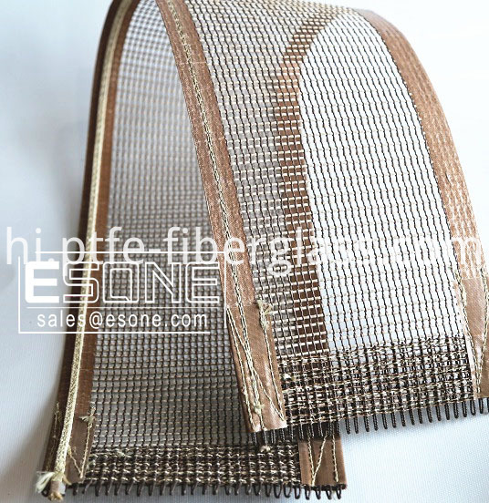 PTFE belt for drying