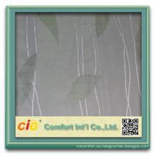 Popular cortina tela de Gasa