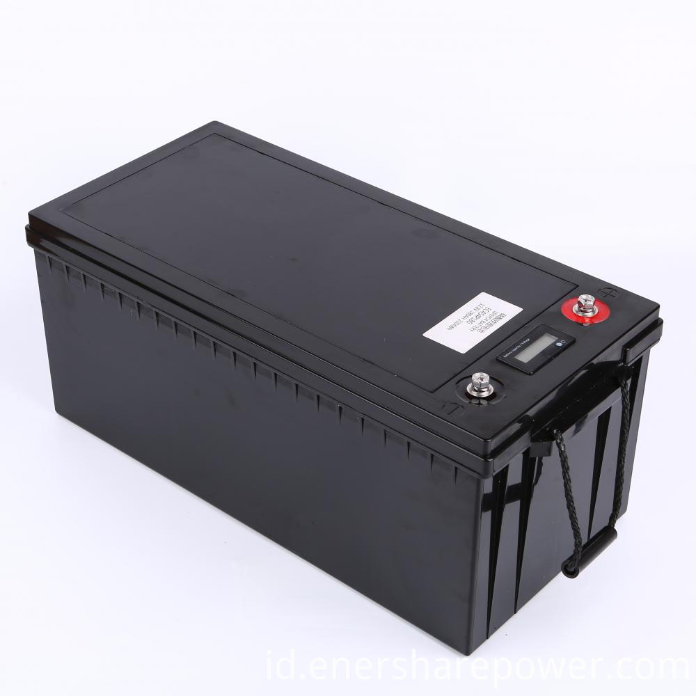 250ah Lithium Ion Battery