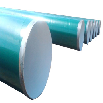 Epoxy Resin Coating Gas Oil Steel Pipe