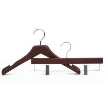 Caboteau en bois de nouvelle conception 2016 avec l'épaule d'échancrure pour manteau