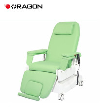 DW-HE005 Hospital electric blood donate dialysis chair