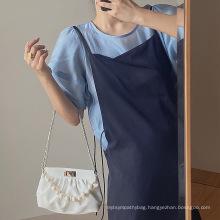 2021 Low MOQ Fashion Handbags Bags Leather Ladies Shoulder Hand Bag for Female