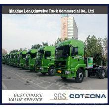 Тележки shacman тяжелых грузовиков Ф3000 для Трактор прицеп грузовика