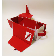 Складные подарочные коробки для легкой пересылки
