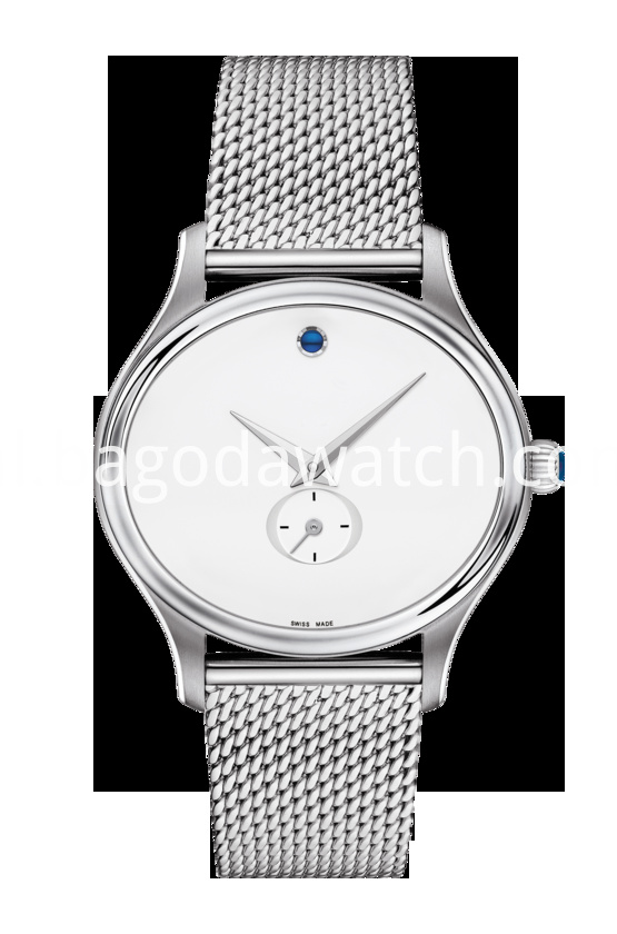 Mesh Band Women Watches