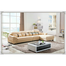 Living Room Sofa, Leather Sofa, Section Sofa (M221)