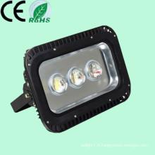 Fabricant de lumière d'inondation à LED de haute qualité ip65 100-240V 12-24V 85-265V 150w luminaire d'éclairage de stationnement