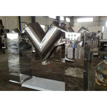 2017 V series mixer, SS emulsion blender, horizontal turbula blender