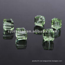 Kristallquadratperlen