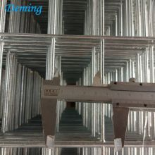 Welded Galvanized Wire Mesh Panel untuk Pagar