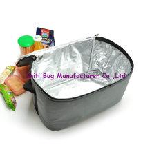 Hochwertige heiße kundenspezifische Flaschenkühltasche / nonwoven Kühltasche