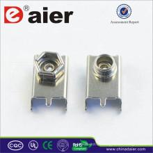Conector hembra / hembra de 9 voltios a presión / batería