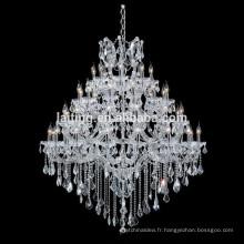 Lustre de Cristal Lustre allume des pièces de rechange en verre 81154
