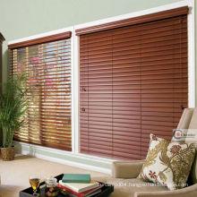2014 decorative natural wood blind, wooden blind, wood window blind 50mm tilt mechanism wood venetian blinds