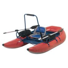 Новый дизайн надувной понтонной лодки для рыбалки
