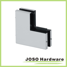 Casma Sidelite Mounted Transom Patch Fitting with Reversible Door Stop