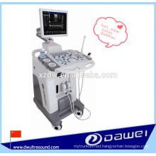 Medical Color Doppler Ultrasound & Full Digital Doppler Scan Machine
