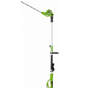 400W Garden Electric Pole Hedge Trimmer Från Vertak