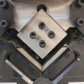 Equipo de línea de producción de ángulo Máquina de corte de ángulo
