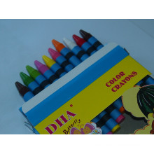12colours High Quality Wax Crayons
