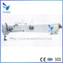 Máquina de costura de ponto fixo com alimentação composta de três agulhas para tapetes (DU4430-L40)