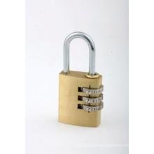 Security Full Brass Combination Padlock