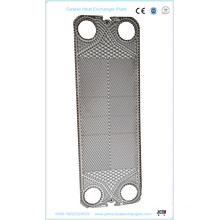 Пластина теплообменника пластинчатого теплообменника Swep Gx42, цена теплообменника