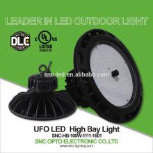 Ул кул DLC перечислило освещение 100W промышленного высокого освещения водить залива, высокий залив водить & низкое освещение залива