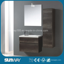 2016 Newest European Melamine Bathroom Vanity with Sink