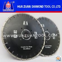 250-800mm Diamond Blade Machine Saw Blade for Cutting Granite Block