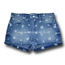 fashion baby 4th of July shorts