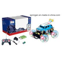 R / C Model Disco Lighting Stunt Car